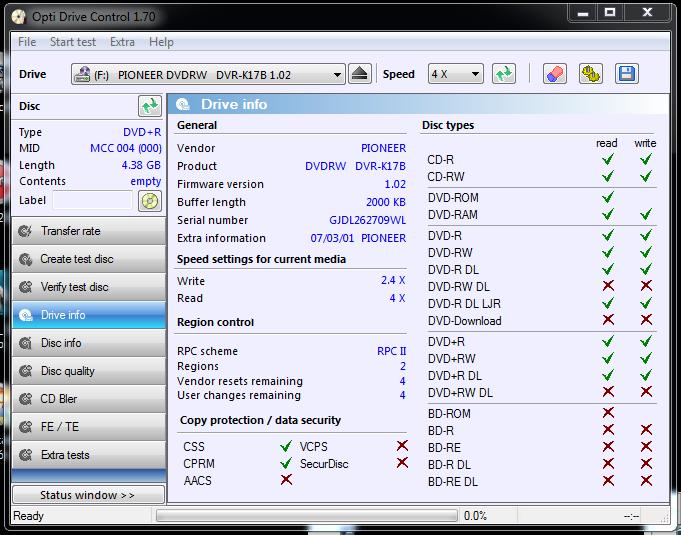 Pioneer DVR- slim modele laptopowe IDE/SATA-przechwytywanie01.png
