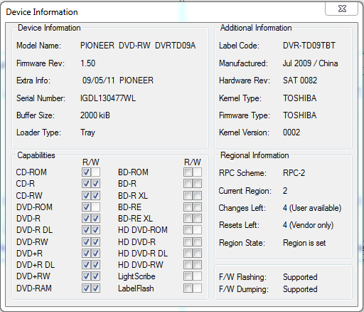 Pioneer DVR- slim modele laptopowe IDE/SATA-przechwytywanie03.png