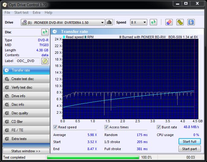 Pioneer DVR- slim modele laptopowe IDE/SATA-przechwytywanie07.png