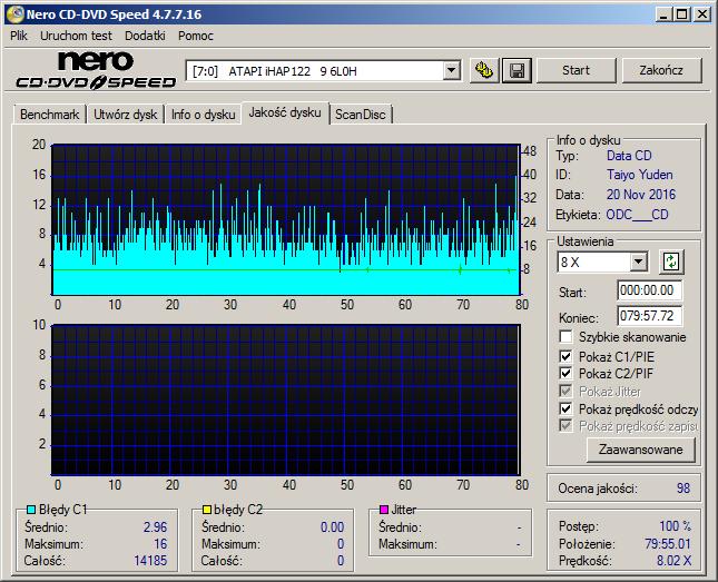 Nazwa:  06 CD-R WaterShield Glossy Plextor PX-760A x8 QTY iHAP1229.png,  obejrzany:  182 razy,  rozmiar:  37.8 KB.