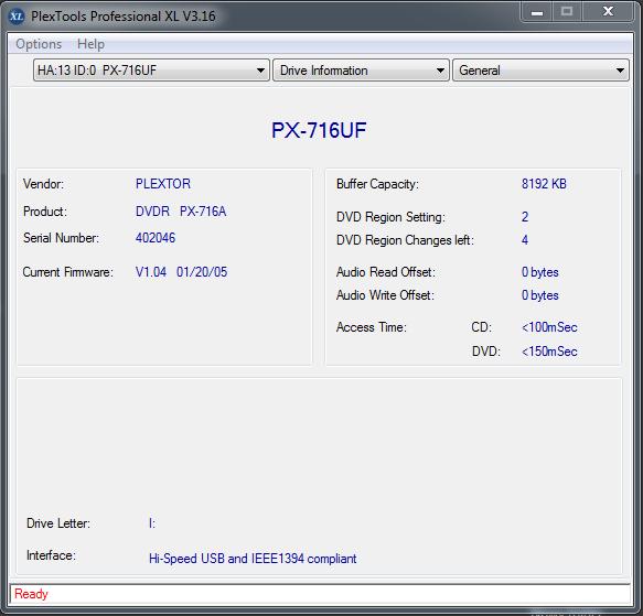 Plextor PX-716A\SA-przechwytywanie03.png