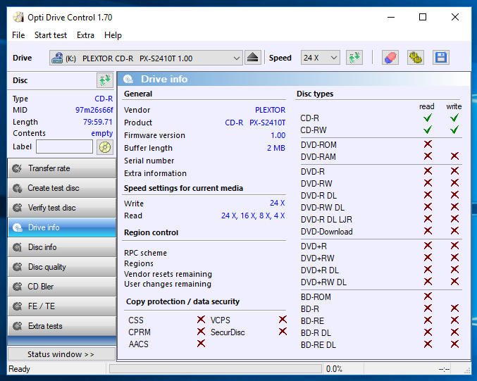 PLEXTOR CD-R   PX-S2410TU   2003r.-przechwytywanie11.png