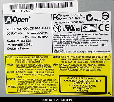 AOPEN COM5232/AAH PRO 2004r-cover-top.jpg