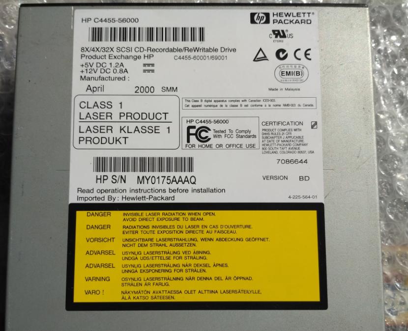 HP C4450-56000 \ HP CD Writer+ 9200 2000r SCSI-2018-05-08_15-37-53.png
