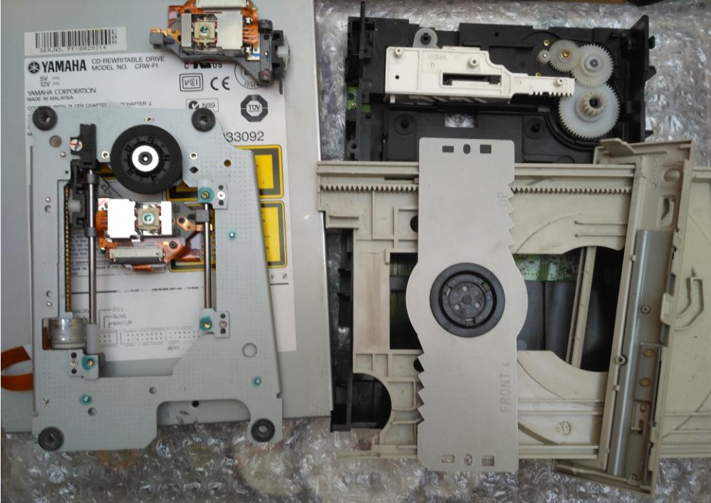 Yamaha CRW-F1 Refurbished -wymiana lasera-1.png
