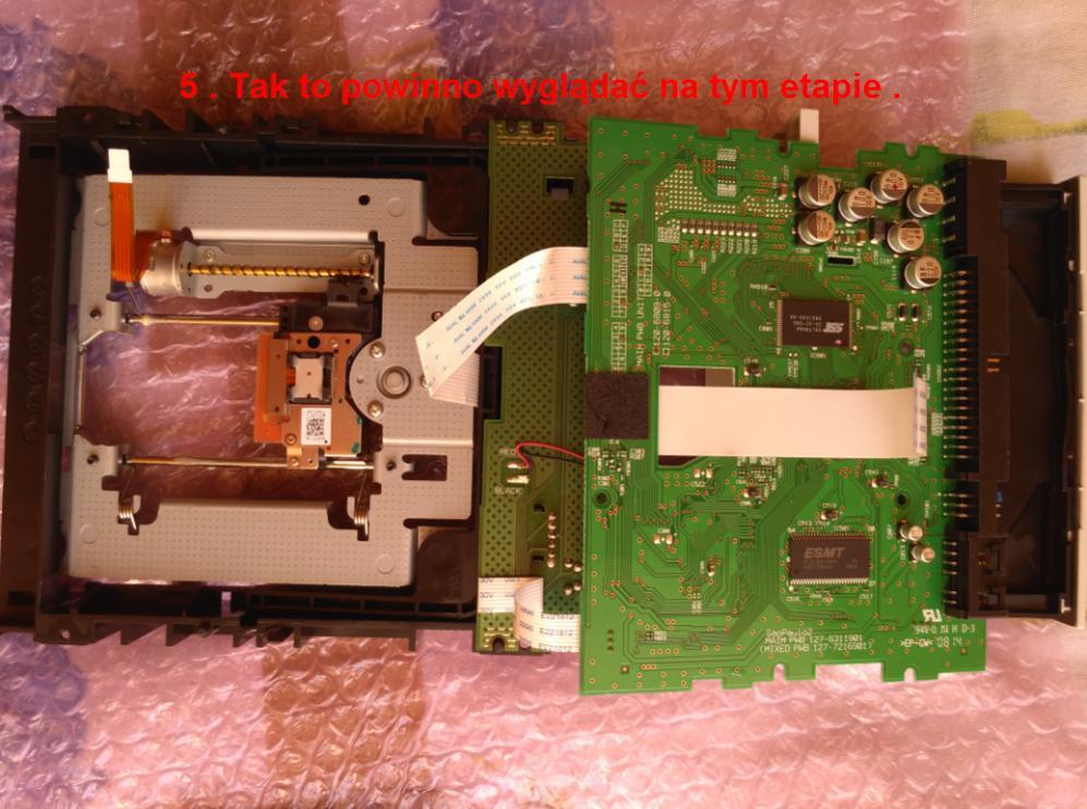 Plextor Premium 2 Refurbished -wymiana lasera-3.jpg