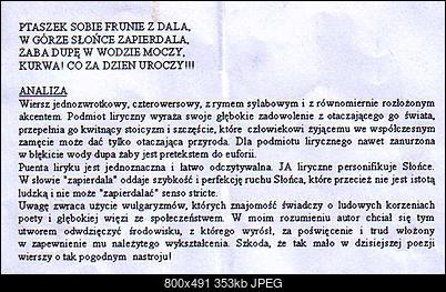 Mieszne Teksty Page 161 Forum Cdrinfopl