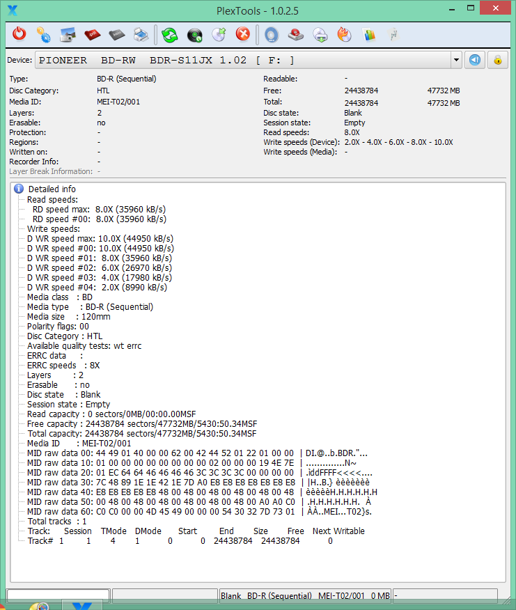 Verbatim BD-R DL 50GB x4 Printable MID: MEI-T02-001-2018-02-05_20-56-14.png