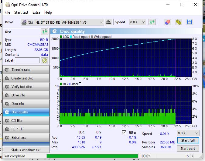 HP BD-R 25GB 6x printable mat CMCMAG-BA5-000-bd-r-hp-cmcmagba5-pioneer-bdr209-1.51-nero-x4.png