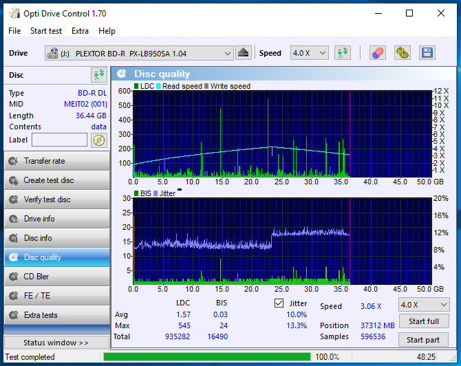 Verbatim BD-R DL 50GB x4 Printable MID: MEI-T02-001-29-04-2019-12-00-4x-pioneer-bd-rw-bdr-s09xlt-1.52-scan2.png