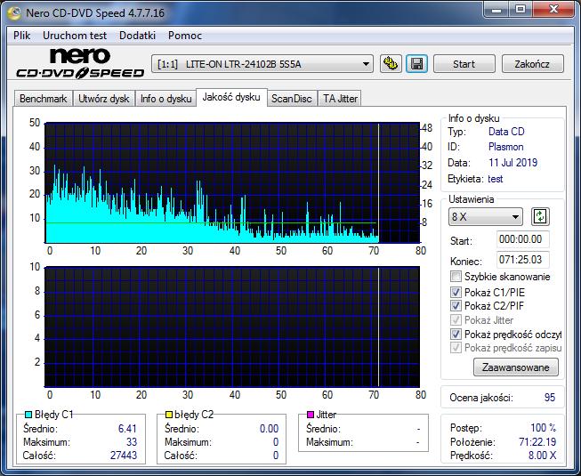 Nazwa:  audioforce_8x_LITE-ON_LTR-24102B_5S5A_11-July-2019_14_07.png,  obejrzany:  22 razy,  rozmiar:  95.1 KB.