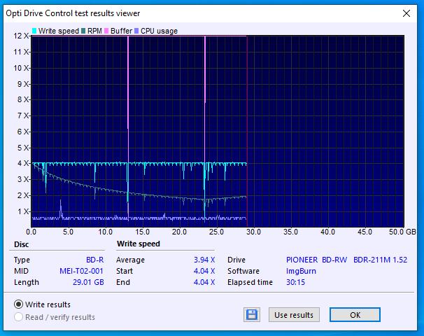Verbatim BD-R DL 50GB x4 Printable MID: MEI-T02-001-01-02-2020-21-00-4x-pioneer-bd-rw-bdr-211ubk-1.52-burn.png