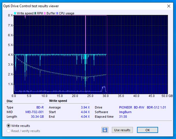 SONY BD-R DL 50GB 4x Printable MID: MEI-T02-001-28-07-2021-21-00-4x-pioneer-bd-rw-bdr-s12xlt-1.01-burn.png