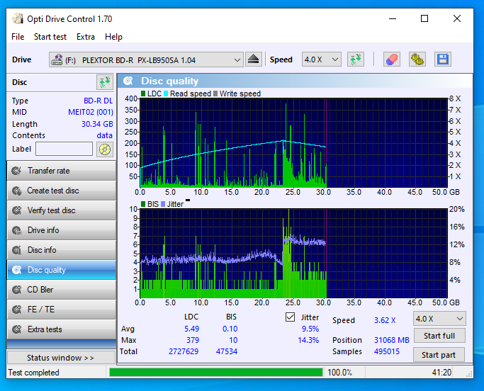 SONY BD-R DL 50GB 4x Printable MID: MEI-T02-001-28-07-2021-21-00-4x-pioneer-bd-rw-bdr-s12xlt-1.01-scan2.png