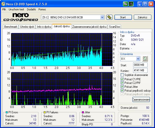 Nazwa:  BENQ____DVD_LS_DW1655_BCIB_18-March-2007_23_27.png,  obejrzany:  307 razy,  rozmiar:  57.7 KB.