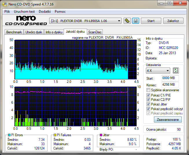 VERBATIM DVD-R DataLifePlus 8x Advanced Azo - pytanie-plextor_dvdr___px-l890sa_1.06_25-january-2013_21_07.png