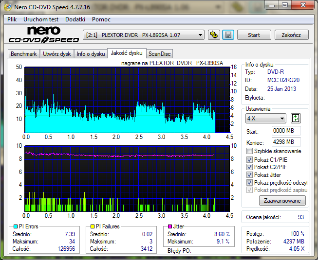 VERBATIM DVD-R DataLifePlus 8x Advanced Azo - pytanie-plextor_dvdr___px-l890sa_1.07_25-january-2013_21_25.png