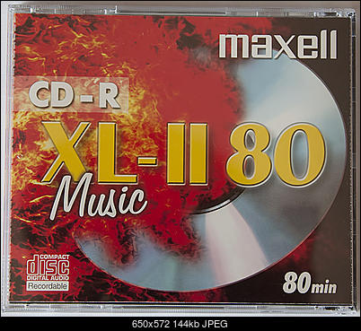 Maxell Music XL-II 80 CD-R Audio Ritek MID:97m15s17f-photo01.jpg