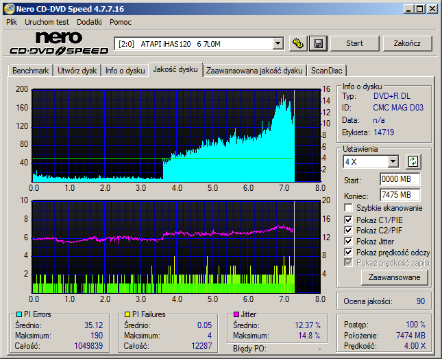 Verbatim DVD+R DL 8,5GB x8 White Inkjet Hub Printable MID: CMC MAG-D03-64-atapi___ihas120___6_7l0m_17-july-2016_10_50.png