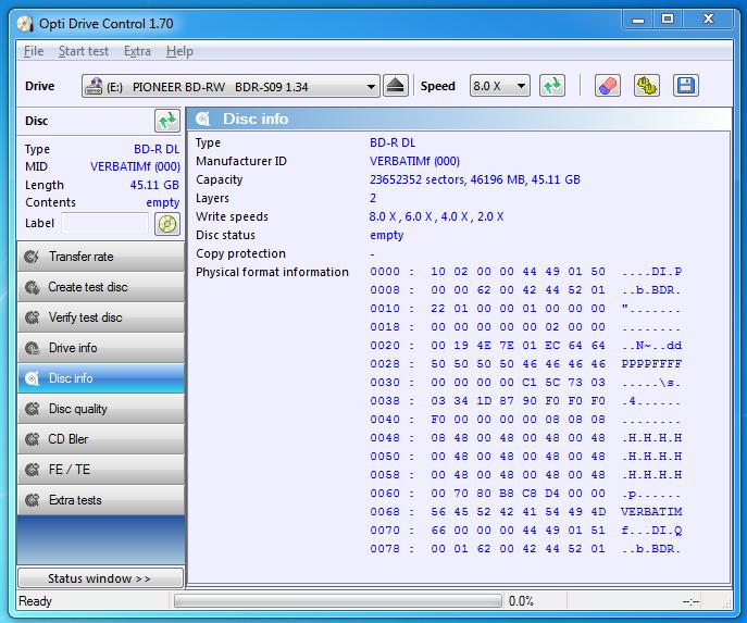 Verbatim BD-R DL 50GB x6 Printable MID: VERBATIMf-przechwytywanie03.png