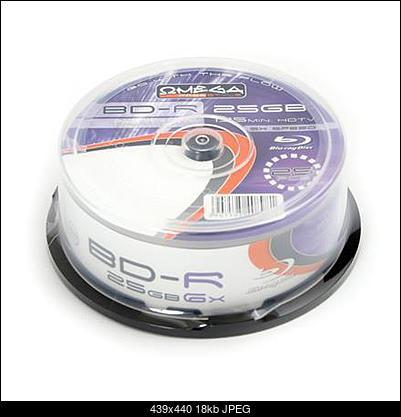 Omega Freestyle BD-R 25GB x6 Printable MID:MBI-R06-000-omegabdrc25x6.jpg