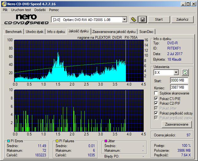 Nazwa:  Optiarc_DVD_RW_AD-7200S_1.0B_02-July-2017_20_47.png,  obejrzany:  71 razy,  rozmiar:  44.7 KB.