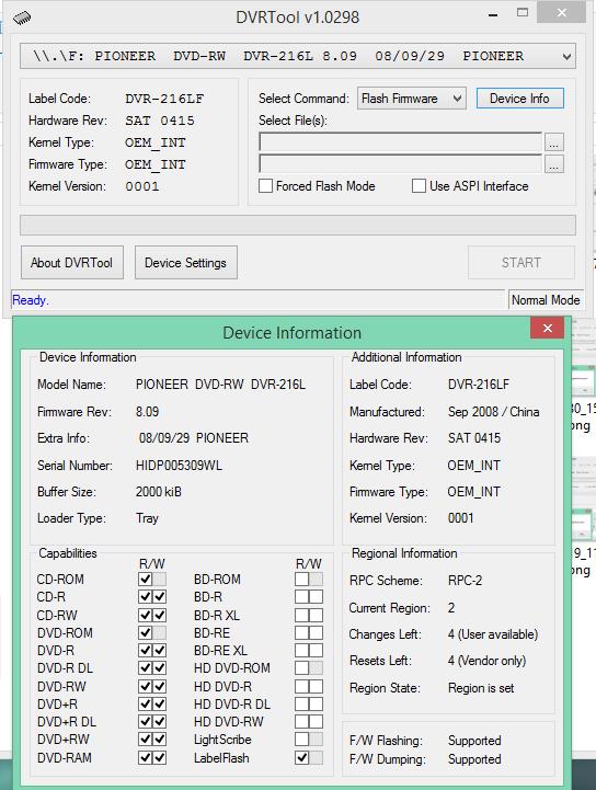 DVRTool v1.0 - firmware flashing utility for Pioneer DVR/BDR drives-2017-10-27_09-46-33.png