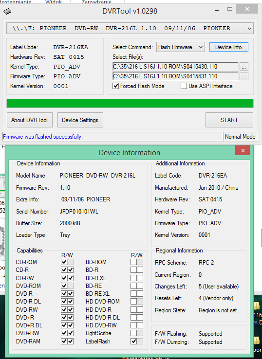 DVRTool v1.0 - firmware flashing utility for Pioneer DVR/BDR drives-2017-06-19_06-25-52.png