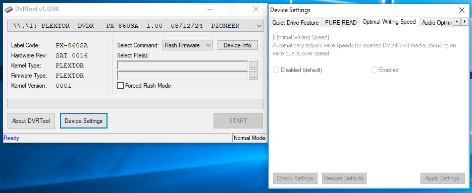 DVRTool v1.0 - firmware flashing utility for Pioneer DVR/BDR drives-przechwytywanie09.png