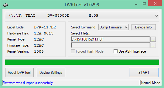 DVRTool v1.0 - firmware flashing utility for Pioneer DVR/BDR drives-2018-04-11_14-04-08.png