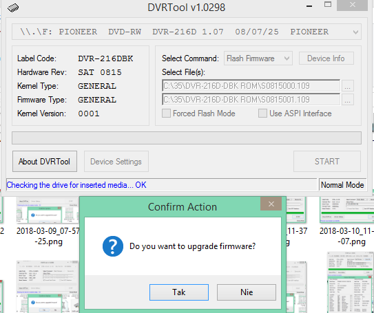 DVRTool v1.0 - firmware flashing utility for Pioneer DVR/BDR drives-2018-03-28_13-15-50.png