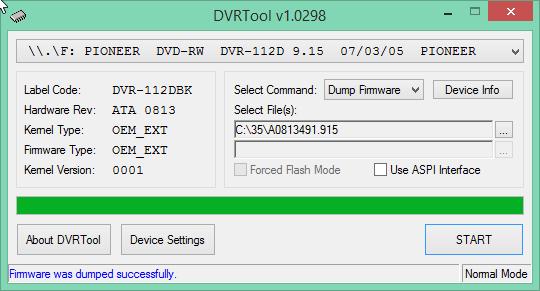 DVRTool v1.0 - firmware flashing utility for Pioneer DVR/BDR drives-2018-09-14_08-50-17.png