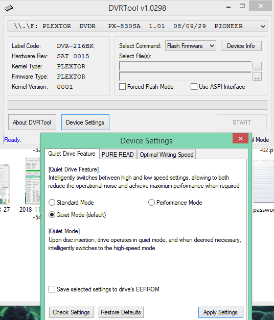 DVRTool v1.0 - firmware flashing utility for Pioneer DVR/BDR drives-2018-11-19_02-25-47.png