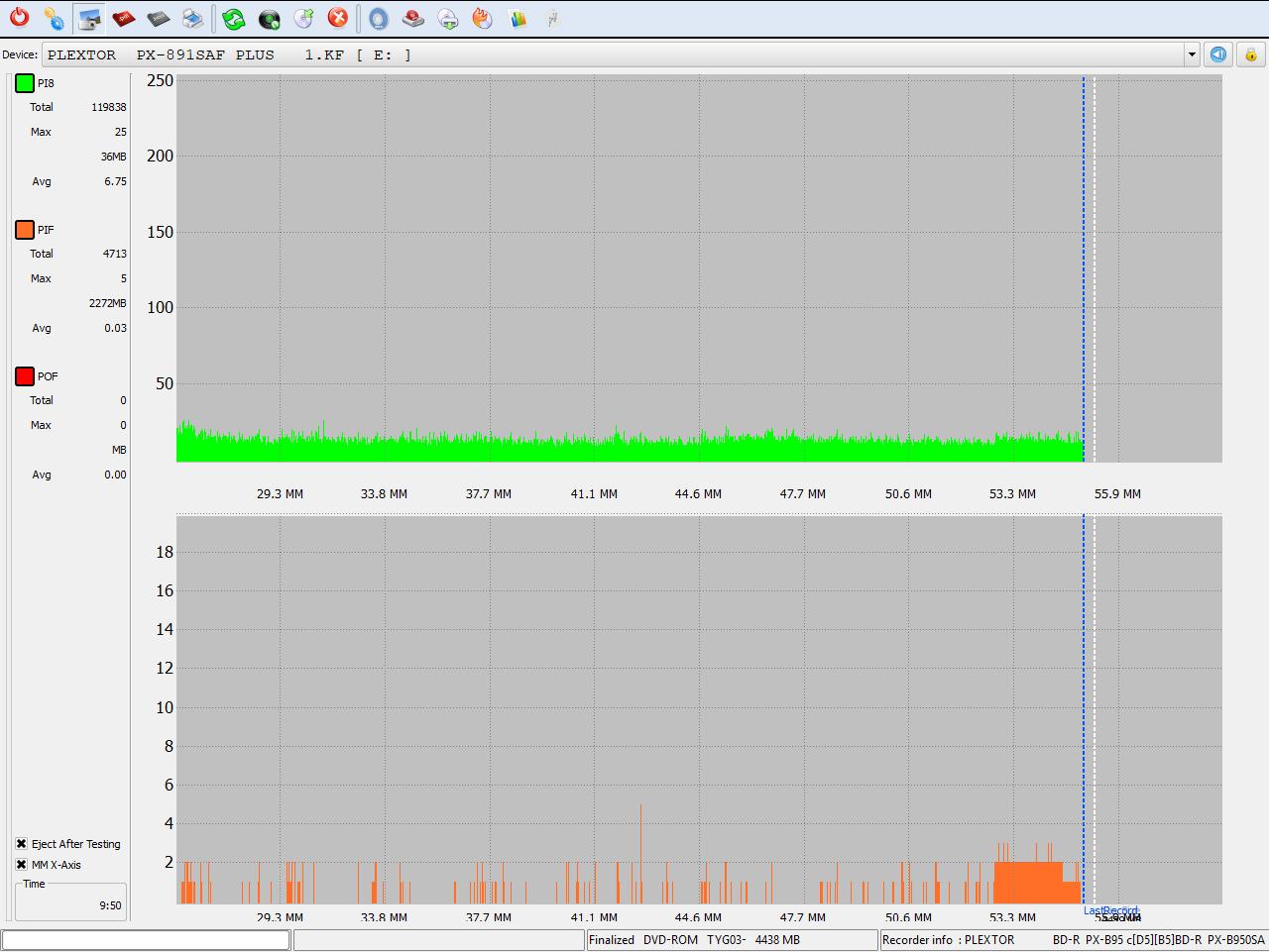 Nazwa:  Plextor 950-B SA TYG03 @ 12x.png,  obejrzany:  79 razy,  rozmiar:  68.6 KB.
