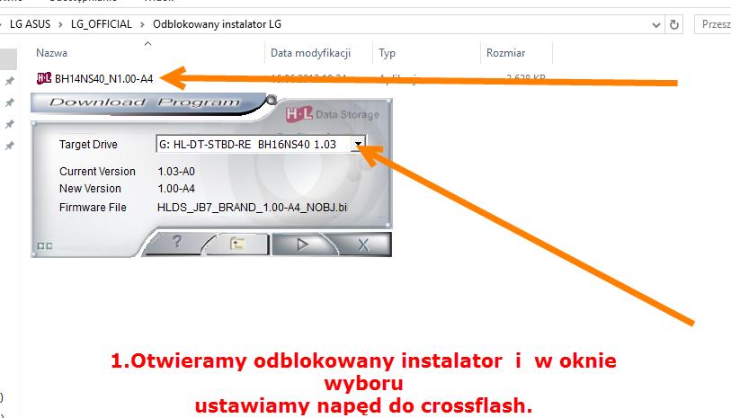 """Crossflash BluRay LG\ ASUS-Asus BW-B1ST """"a""""D1XT\BW16D1HT-LG BH14NS40 \ BH16NS40-2015-08-21_061050.png"""