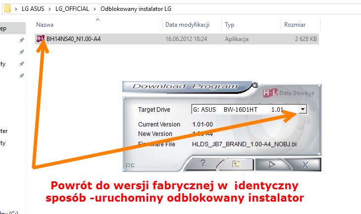 """Crossflash BluRay LG\ ASUS-Asus BW-B1ST """"a""""D1XT\BW16D1HT-LG BH14NS40 \ BH16NS40-2015-08-21_062403.png"""