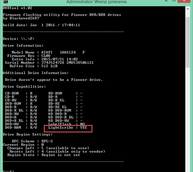 DVRTool v1.0 - firmware flashing utility for Pioneer DVR/BDR drives-2016-01-12_18-22-48.png