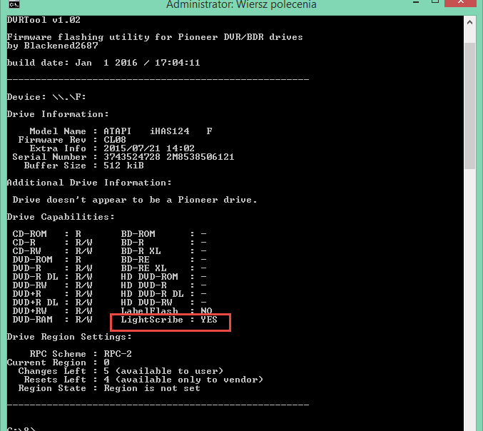 DVRTool v1.0 - firmware flashing utility for Pioneer DVR/BDR drives-2016-01-12_18-22-48.png