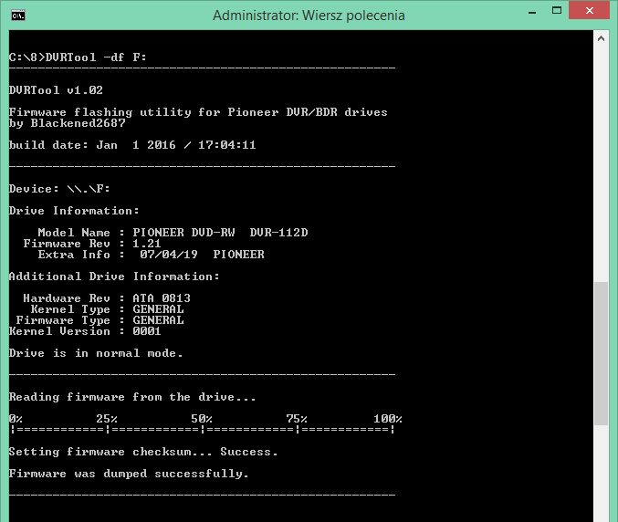 DVRTool v1.0 - firmware flashing utility for Pioneer DVR/BDR drives-2016-01-14_10-24-30.png