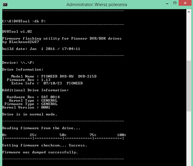 DVRTool v1.0 - firmware flashing utility for Pioneer DVR/BDR drives-2016-01-18_17-19-19.png