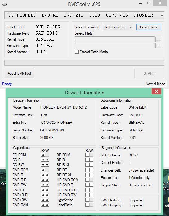 DVRTool v1.0 - firmware flashing utility for Pioneer DVR/BDR drives-2016-02-08_06-39-06.png