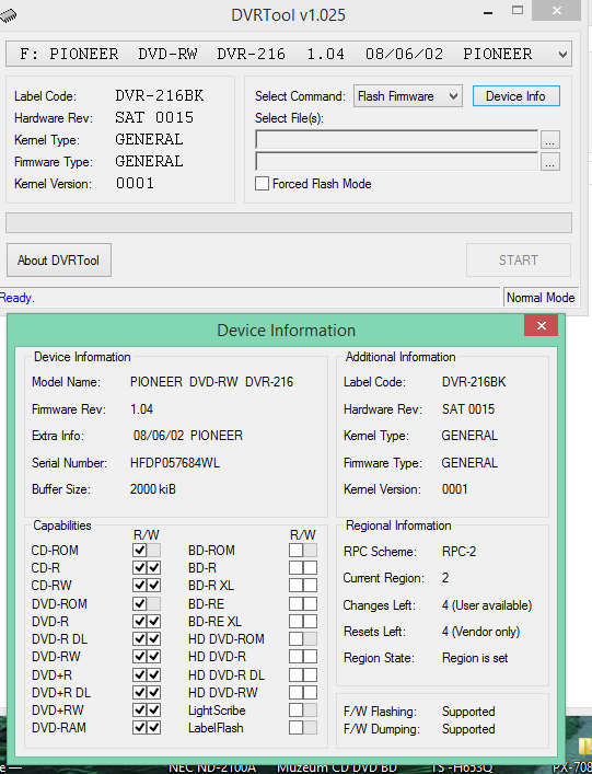 DVRTool v1.0 - firmware flashing utility for Pioneer DVR/BDR drives-2016-02-08_06-42-24.png