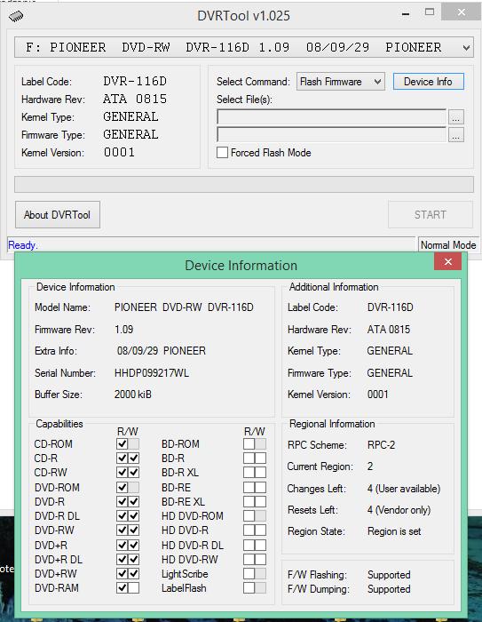 DVRTool v1.0 - firmware flashing utility for Pioneer DVR/BDR drives-2016-02-09_16-00-43.png