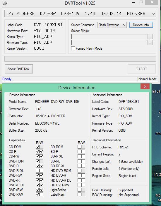 DVRTool v1.0 - firmware flashing utility for Pioneer DVR/BDR drives-2016-02-10_09-55-44.png