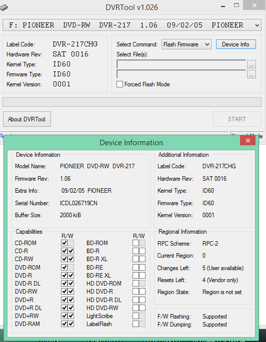 DVRTool v1.0 - firmware flashing utility for Pioneer DVR/BDR drives-2016-02-15_13-25-19.png