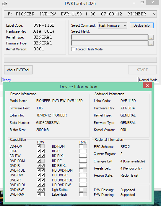DVRTool v1.0 - firmware flashing utility for Pioneer DVR/BDR drives-2016-03-04_15-41-22.png