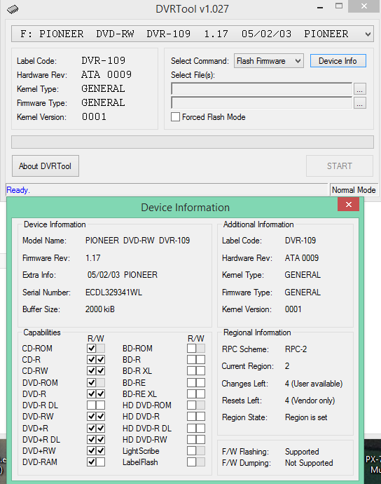 DVRTool v1.0 - firmware flashing utility for Pioneer DVR/BDR drives-2016-03-07_08-09-44.png