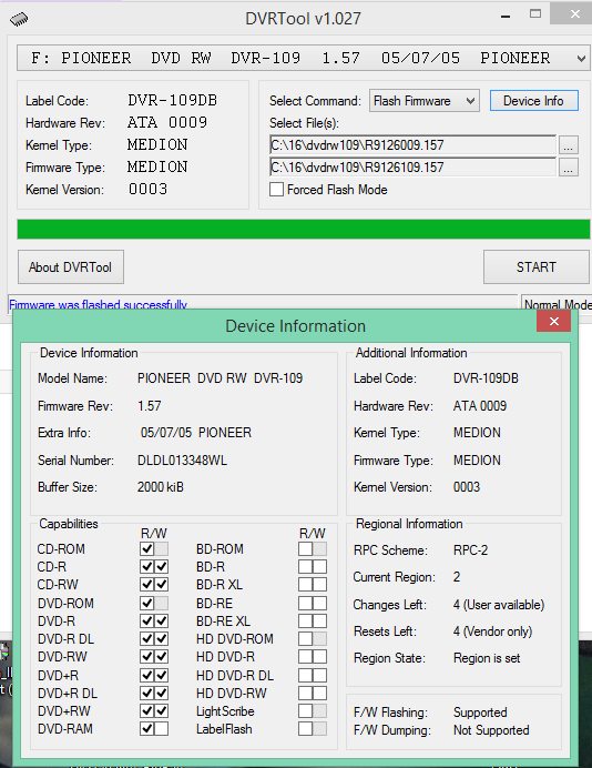 DVRTool v1.0 - firmware flashing utility for Pioneer DVR/BDR drives-2016-03-07_08-20-35.png