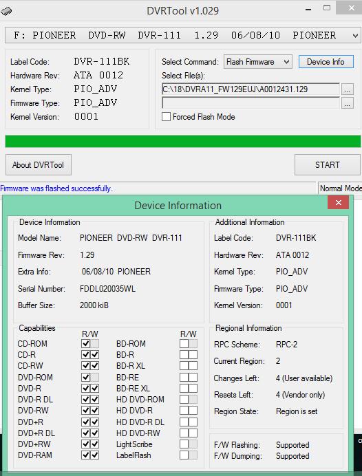 DVRTool v1.0 - firmware flashing utility for Pioneer DVR/BDR drives-2016-03-21_06-42-32.png