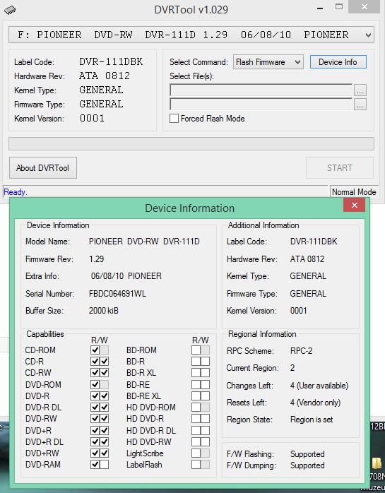 DVRTool v1.0 - firmware flashing utility for Pioneer DVR/BDR drives-2016-03-23_16-00-32.png
